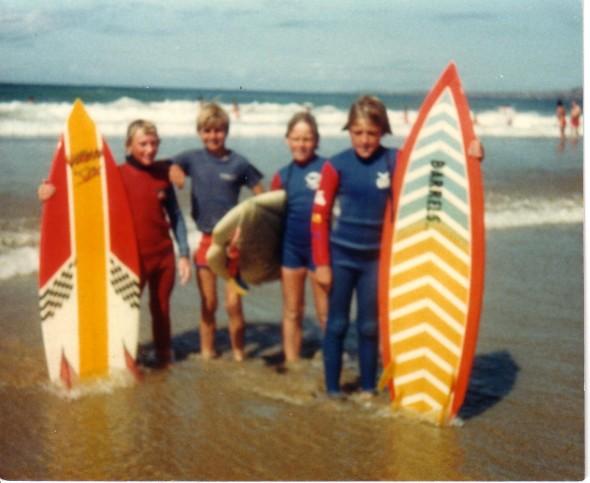 spencer, randall, Lucien and Jonny Jonston